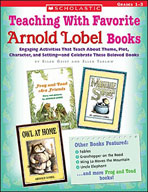 Teaching With Favorite Arnold Lobel Books (Enhanced eBook)
