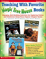 Teaching With Favorite Magic Tree House Books (Enhanced eBook)