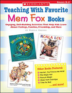 Teaching With Favorite Mem Fox Books (Enhanced eBook)