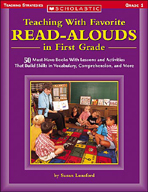 Teaching With Favorite Read-Alouds in First Grade (Enhanced eBook)