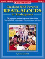 Teaching With Favorite Read-Alouds in Kindergarten (Enhanced eBook)