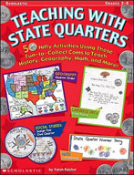 Teaching With State Quarters (Enhanced eBook)