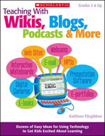 Teaching With Wikis, Blogs, Podcasts & More (Enhanced eBook)