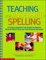 Teaching and Assessing Spelling (Enhanced eBook)