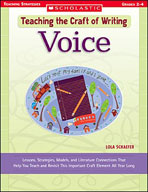 Teaching the Craft of Writing: Voice (Enhanced eBook)