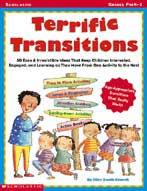 Terrific Transitions (Enhanced eBook)