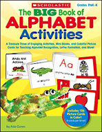 The BIG Book of Alphabet Activities (Enhanced eBook)