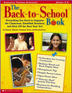 The Back-to-School Book
