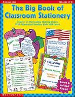 The Big Book of Classroom Stationery: Grades 2-3 (Enhanced eBook)