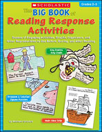 The Big Book of Reading Response Activities (Grades 2-3) (