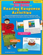 The Big Book of Reading Response Activities (Grades 4-6)