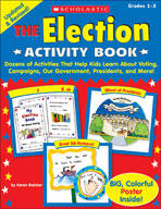 The Election Activity Book (Enhanced eBook)