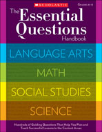 The Essential Questions Handbook (Enhanced eBook)