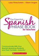The Essential Spanish Phrase Book for Teachers (Enhanced eBook)