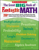 The Great BIG Book of Funtastic Math (Enhanced eBook)