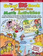 The Great Big Book of Super-Fun Math Activities