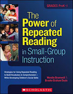 The Power of Repeated Reading in Small-Group Instruction (