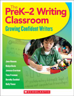 The PreK-2 Writing Classroom (Enhanced eBook)