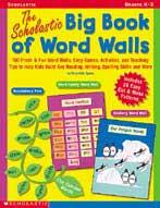 The Scholastic Big Book of Word Walls
