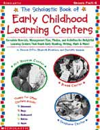 The Scholastic Book of Early Childhood Learning Centers (Enhanced eBook)