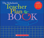 The Scholastic Teacher Plan Book (Updated) (Enhanced eBook)