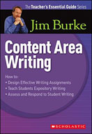 The Teacher's Essential Guide Series: Content Area Writing (Enhanced eBook)