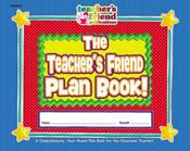 The Teacher's Friend Plan Book