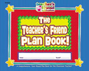 The Teacher's Friend Plan Book (Enhanced eBook)