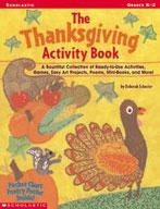 The Thanksgiving Activity Book (Enhanced eBook)