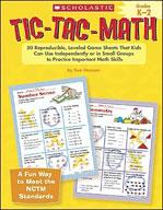Tic-Tac-Math: Grades K-2 (Enhanced eBook)