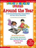 Toss and Learn Games: Around the Year (Enhanced eBook)