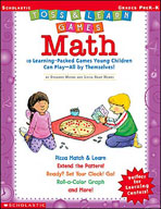 Toss and Learn Games: Math (Enhanced eBook)