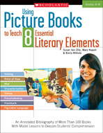 Using Picture Books to Teach 8 Essential Literary Elements (Enhanced eBook)