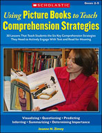 Using Picture Books to Teach Comprehension Strategies (Enhanced eBook)