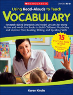 Using Read-Alouds to Teach Vocabulary (Enhanced eBook)