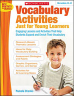 Vocabulary Activities Just for Young Learners (Enhanced eBook)