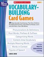 Vocabulary-Building Card Games: Grade 5
