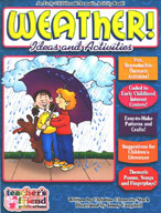 Weather Early Childhood Thematic Books