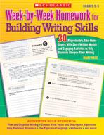 Week-by-Week Homework for Building Writing Skills (Enhance