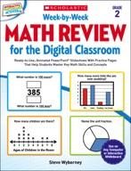 Week-by-Week Math Review for the Digital Classroom: Grade 2 (Enhanced Ebook)