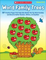 Word Family Trees
