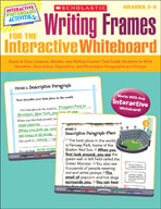 Writing Frames for the Interactive Whiteboard (Promethean Version)