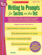 Writing to Prompts for Success on the Test (Enhanced eBook)