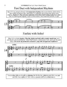 SCHNIBBLES for Two: 101 Easy Practice Duets for Band FULL-BAND BUNDLE