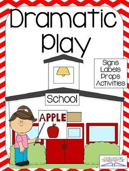SCHOOL Dramatic Play Center