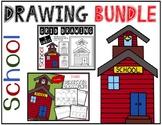 SCHOOL Drawing Bundle