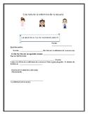 SCHOOL NURSE NOTE: ESL/SPANISH