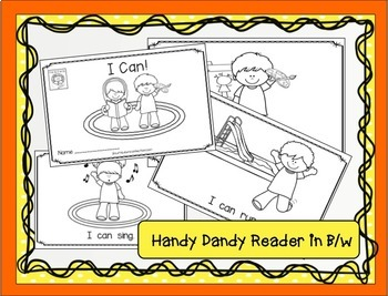 SCHOOL READER FREEBIE! Beginning Reader for Guided Reading
