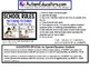 """SCHOOL RULES Reading TASK CARDS Matching """"Task Box Filler"""" for Autism and ELL"""