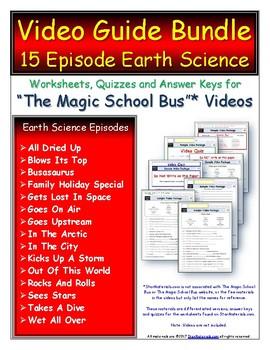 1 SSL Site License Differentiated Bundle - Magic School Bus * Earth Science